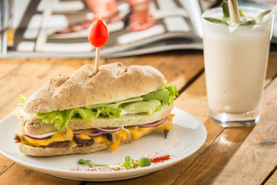 Sandwich - PaisaCabana